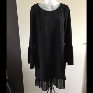 Laundry by Shelli  Sagal Black Dress Sz8